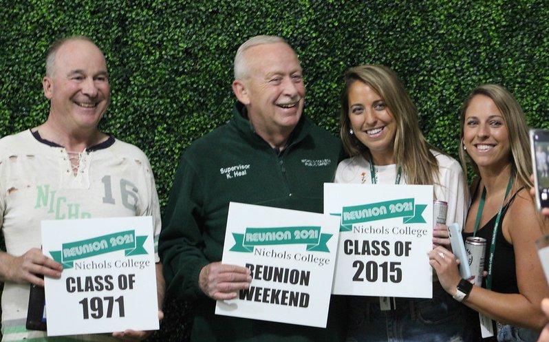 Reunion Weekend + Alumni Golf Tournament