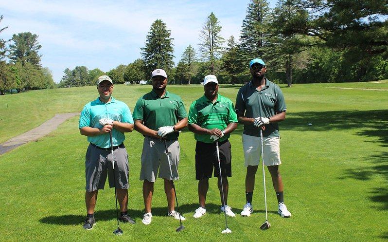 Alumni Golf